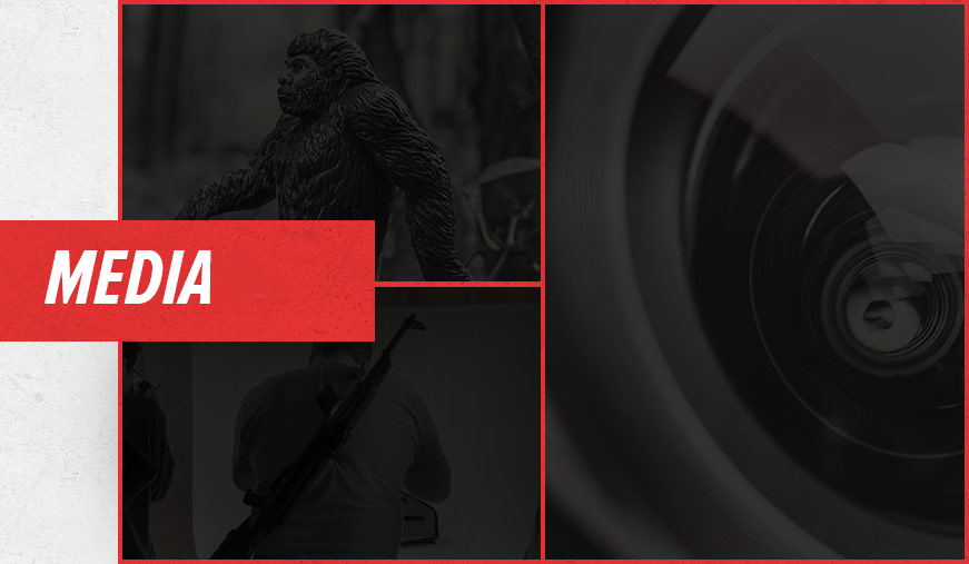 multimedia marketing for the gun industry